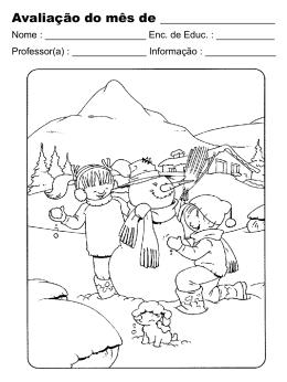 Ficha de avaliação 3