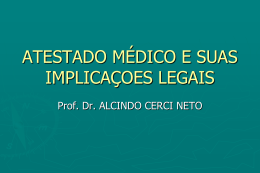 atestado médico - Sociedade Brasileira de Pneumologia e Tisiologia