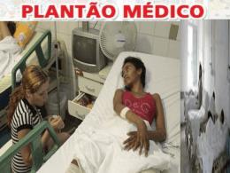 Plantonista hospitalista e o plantonista do andar