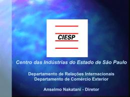 Slide 1 - Câmara de Comércio e Indústria Japonesa do Brasil