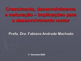 implicações para o desenvolvimento motor