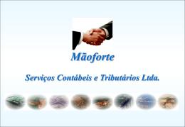 Clique aqui para fazer o - Mão Forte Consultoria Tributária