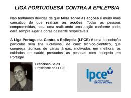 LPCE - Epilepsia