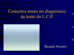 Lesões do LCP