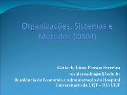 Aula14: OSM por Kátia de Lima