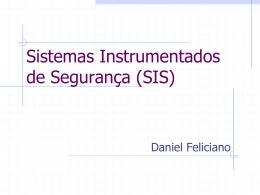 Sistemas Instrumentados de Segurança (SIS)