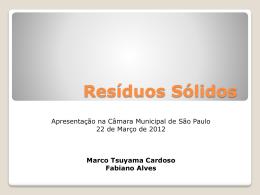 Marco Tsuyama Cardoso e Fabiano Alves
