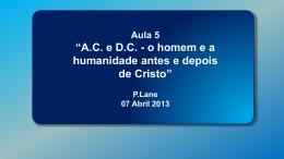 AC e DC – o homem e