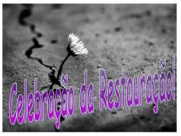 celebração da restauração (herança)