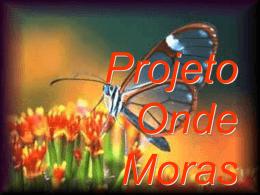 Projeto Onde Moras