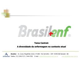 Slide 1 - Brasil ENF