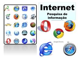 Pesquisa de informação na Internet