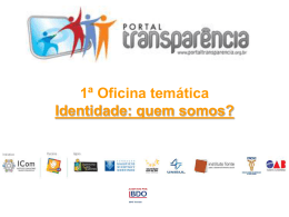 A Governança - Blog do ICom