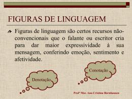 10 - ENEM 2010 - Profª Ana Cristina - Figuras de Linguagem