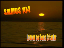 Salmos 104