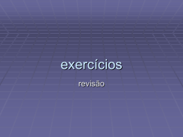 Exercicios Simetria