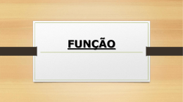 função - 2014 - Mendel Vilas