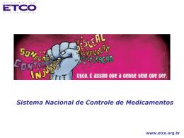 Instituto Brasileiro de Ética Concorrencial - ETCO