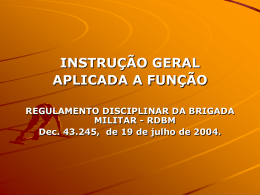 RDBM - CQP
