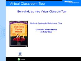 VCT - Clube dos poetas mortos - Português On-Line