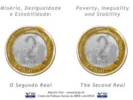 Miséria, Desigualdade e Estabilidade: O Segundo Real