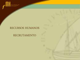 Sem título de diapositivo - Faculdade de Motricidade Humana