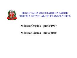 Apresentação Dr. Luiz Augusto Pereira