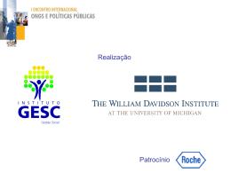João Paulo - Apresentação ONGs e Políticas Públicas