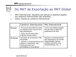 Introdu  ao Mkt Int