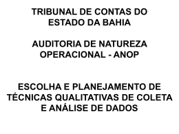 AULA-6-TECNICAS QUALITATIVAS
