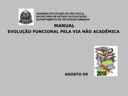a) NOMEAÇÃO (6409) - Diretoria de Ensino Norte 1
