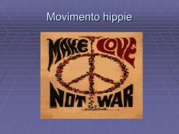 trabaaalho movimento hippie