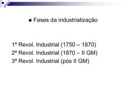 Indústria Brasileira II