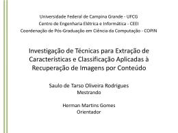 1 - Computação UFCG - Universidade Federal de Campina Grande
