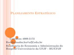 AULA: Planejamento Estratégico por Isapaola