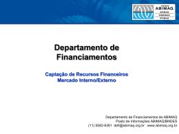 Apresentação BNDES Investimentos Previstos de 2011 a 2014.