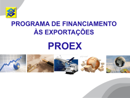Apresentação 7ª Reunião Extraordinária do COMEX