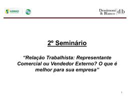 Slide 1 - Trinity Brasil