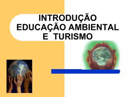 Aula 1 EDUCAÇÃO AMBIENTAL