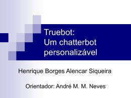 Truebot - IC1
