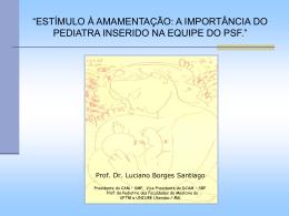 PSF - SBP > Sociedade Brasileira de Pediatria