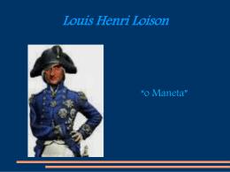 Louis Henri Loison