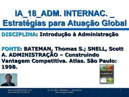 IA_18_ADM. INTERNAC. _ Estratégias para Atuação Global