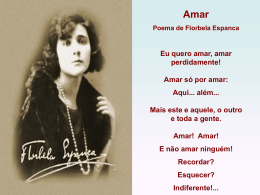 Amar - Teia da Língua Portuguesa