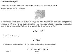 Problema-Exemplo 3.1