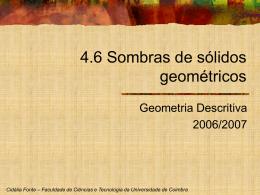 9_Sombras - Universidade de Coimbra