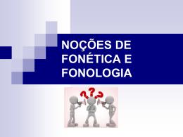 Fonologia 2015