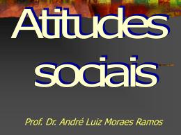 Atitudes sociais