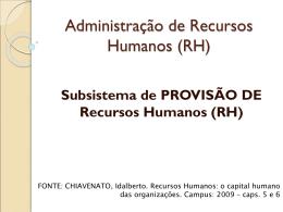 Apresentação do PowerPoint - Faculdades Integradas Campos Salles