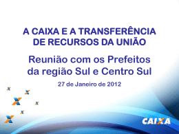 Portaria Interministerial 507/2011 7 Art. 78: Procedimento